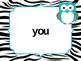 First Grade Sight Words