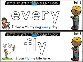 First Grade Sight Words Activities & Sight Words Worksheets