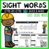 Sight Words Activities | First Grade Sight Words Worksheets
