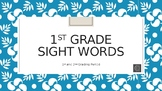 First Grade Sight Words Around The Room