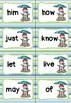 First Grade Sight Words Cards - Summer Themed