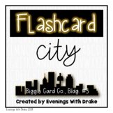 First Grade Sight Words (Large Sized) Flashcards
