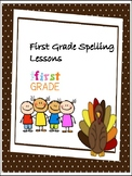First Grade Sight Words List | Spelling Lessons