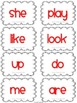 First Grade Sight Words and BOOM! Sight Word Game