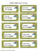 Spanish and English Sight Words -  First Grade (Set C)