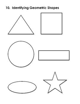 First Grade Skills Assessment