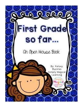 First Grade So Far...