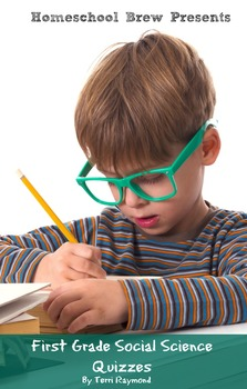 First Grade Social Science Quizzes