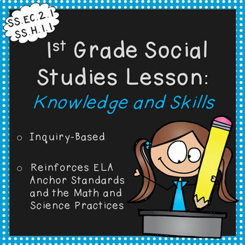 First Grade Social Studies Lesson-Knowledge and Skills