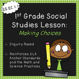 First Grade Social Studies Lesson-Making Choices