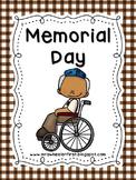 First Grade Social Studies: Memorial Day