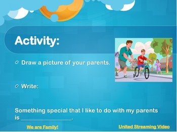 First Grade Social Studies PPT 2 Week Unit Family, Choices, Needs and Wants