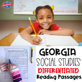 First Grade Social Studies Reading Passages Audio/Video Files Distance Learning