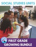 First Grade Social Studies Units