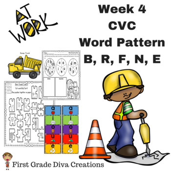 Spelling and Phonics Activities for First Grade! Week 4: C