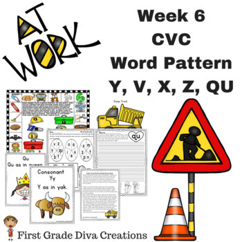 Spelling and Phonics Activities for First Grade! Week 6: C