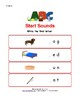 First Grade Spelling and Phonics Worksheets