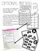 First Grade Spiders Task Cards Writing Numbers Addition to 10