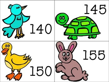 First Grade Spring Math Centers