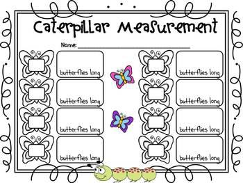 First Grade Spring Math Centers/Math tubs
