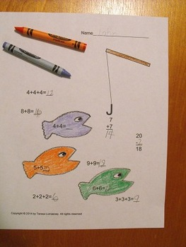 First Grade Spring and Summer Math {Bundle}