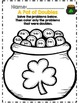 First Grade St. Patrick's Day Math Activity Set *Common Co