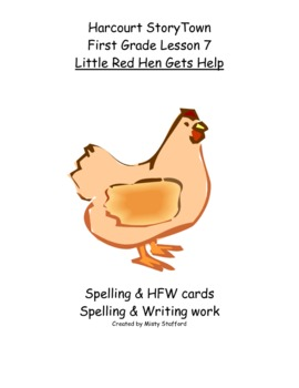 First Grade StoryTown Lesson 7