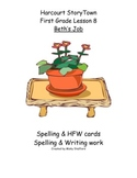 First Grade StoryTown Lesson 8