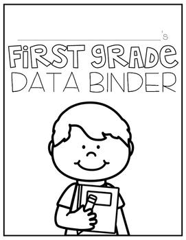 First Grade Student Data Binder: FLORIDA STANDARDS