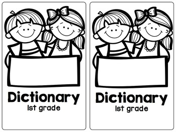 First Grade Student Dictionary for Irregular Words {60 words}