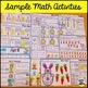 First Grade Sub Plans April-Spring