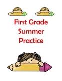 First Grade Summer Activities