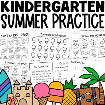 First Grade Packet