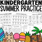 First Grade Summer Packet | Kindergarten Summer Handbook