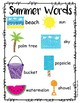 First Grade Summer Journal
