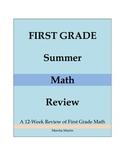 First Grade Summer Math Review