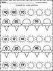 First Grade Summer Math Review Packet