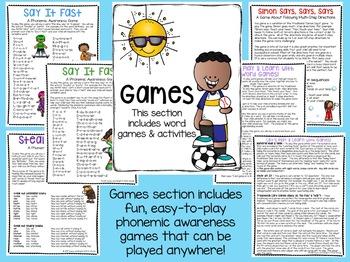 Kindergarten to First Grade Summer Packet- Get Ready for First Grade!