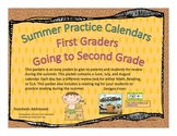 First Grade Summer Packet (Common Core Aligned)