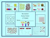 1st Grade Math - Summer Review