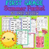 First Grade Summer Review Packet