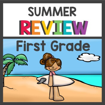 Summer Review Packet for First Grade