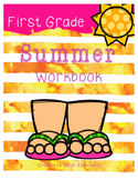 First Grade Summer Workbook