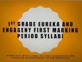 First Grade Syllabus for Eureka - EngageNY