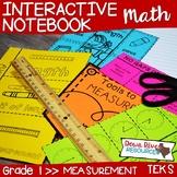 First Grade TEKS Interactive Notebook: Measurement (Length