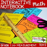 First Grade Math Interactive Notebook: Measurement (Length