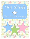First Grade THIRD Quarter Common Core Preview