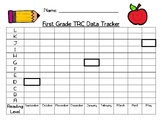 First Grade TRC Data Tracker