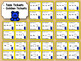 First Grade Task Tickets: Math: Counting Forward and Backw