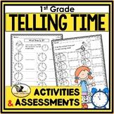 Telling Time - 1st Grade